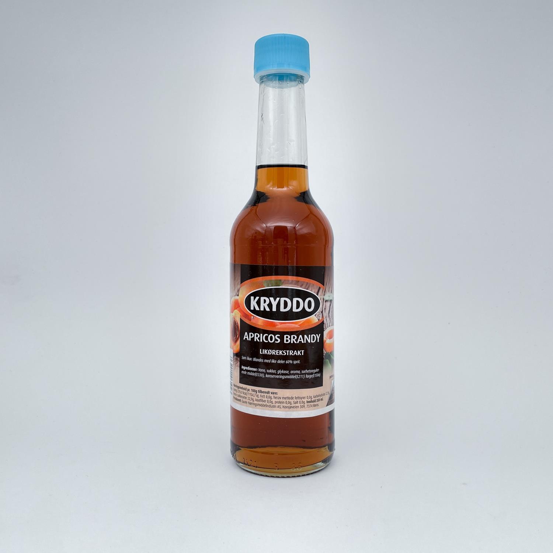 Apricos Brandy 6 flasker i kartong
