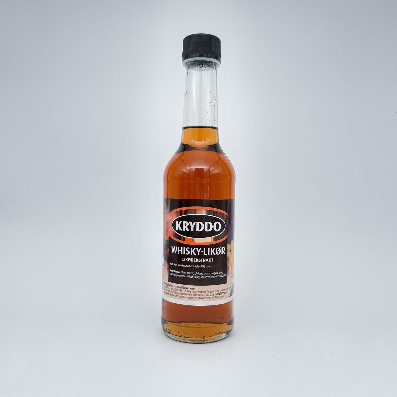 Whisky Likør 6 flasker i kartong