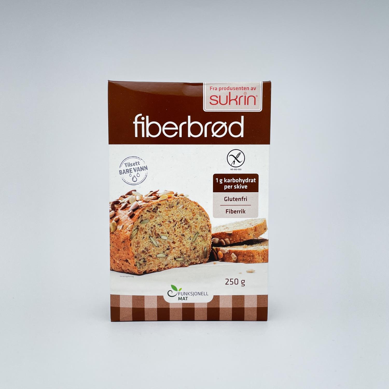 Fiberbrød 250 gram
