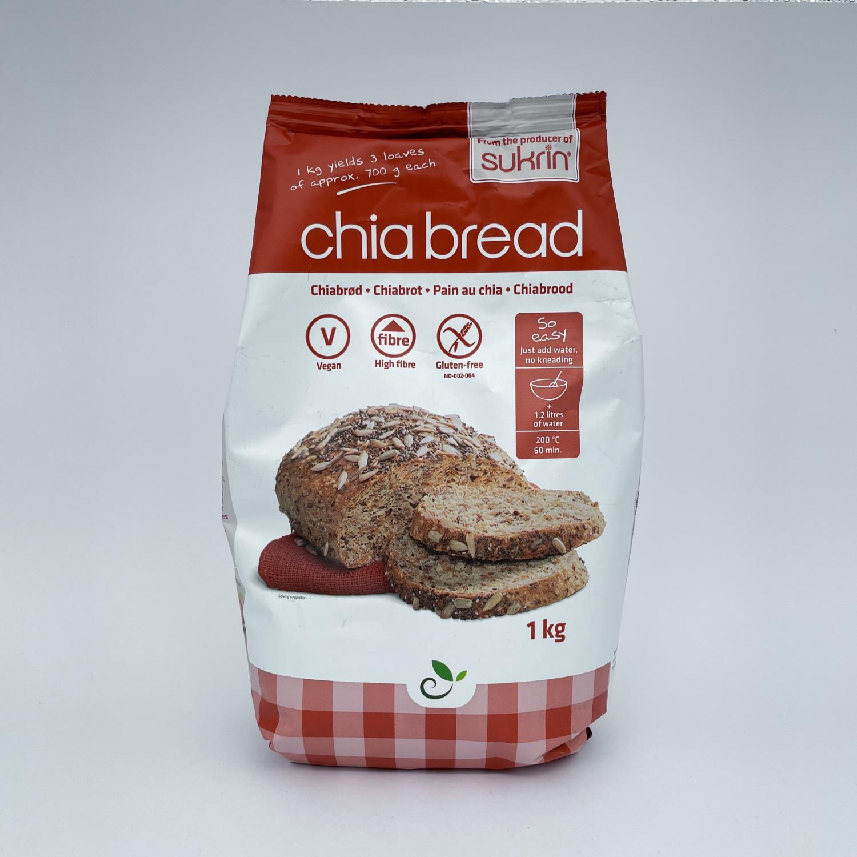 Chiabrødmix 1 kg