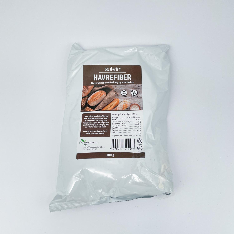 Havrefiber 300 g