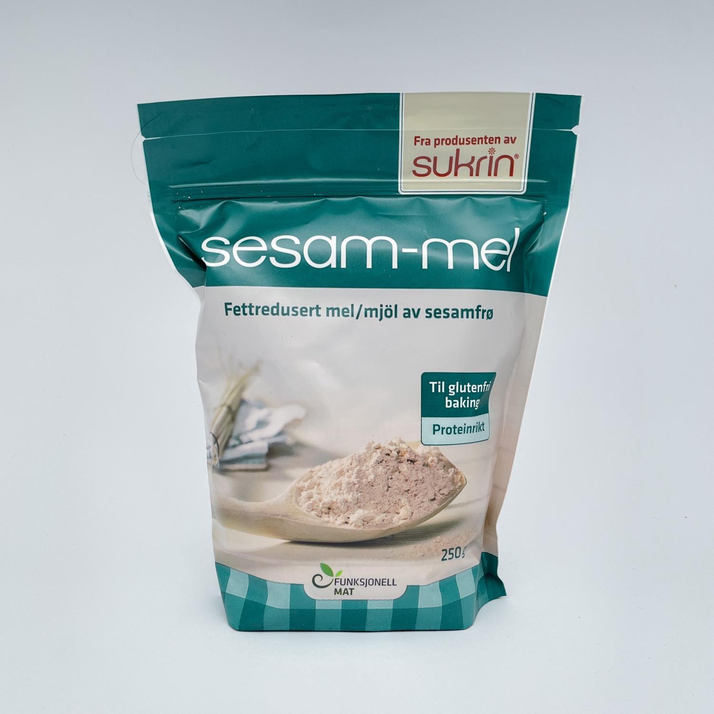 Sukrin Sesam-mel 250 g