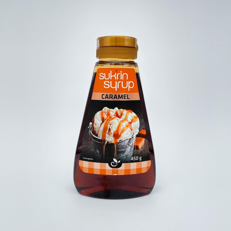 Sukrin Syrup Caramel 450 g