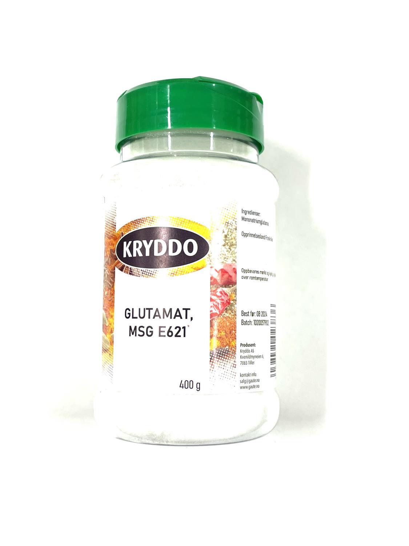 Glutamat (MSG, E621) 400 gram