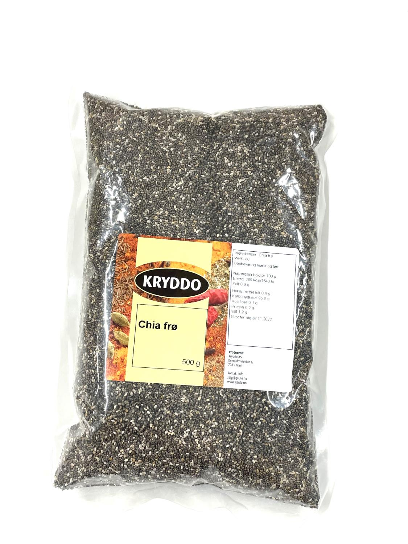 Chiafrø 500 gram