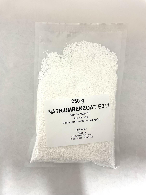 Natriumbenzoat E211 500 gram