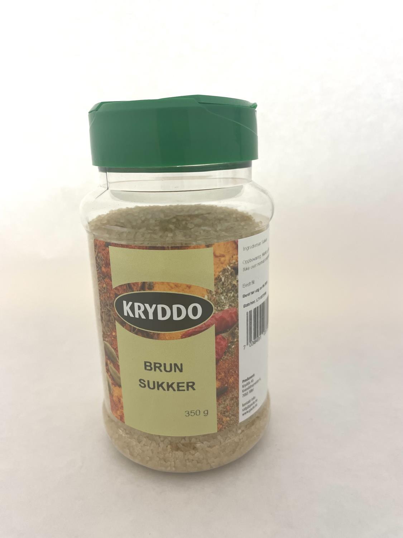 Brunsukker 350 gram