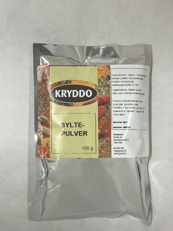 Syltepulver 100 gram