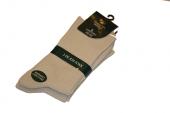 Sokker 2 pakk uten strikk