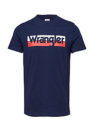 T-Skjorter Wrangler