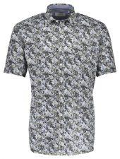 Mr.Big  Skjorte Kort-Arm Jacks  3-20733 Green
