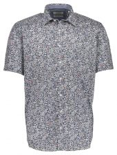 Mr.Big  Skjorte Kort-Arm Jacks 3-20733 Blue