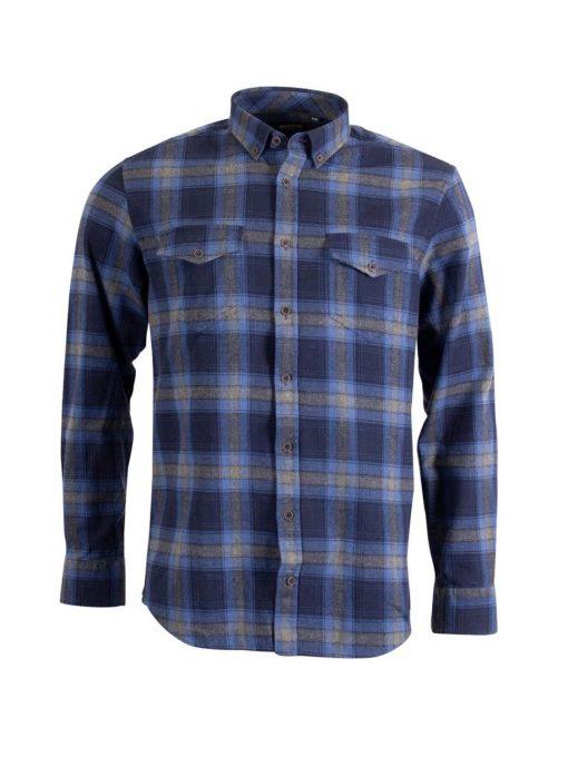 PRE END Flanell Skjorte 31-100399 Navato
