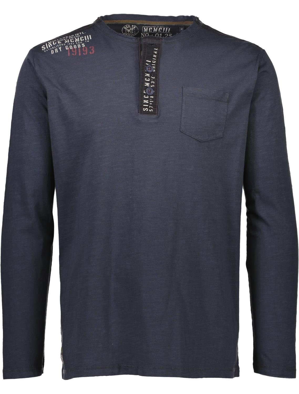JACK`S  Pique skjorte Lang Arm 3-49323