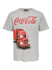 Only & Sons Coca-Cola Jule T-skjorte 22014462