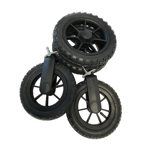 Duo S Hjulpaket AIR Outdoor (4pc)
