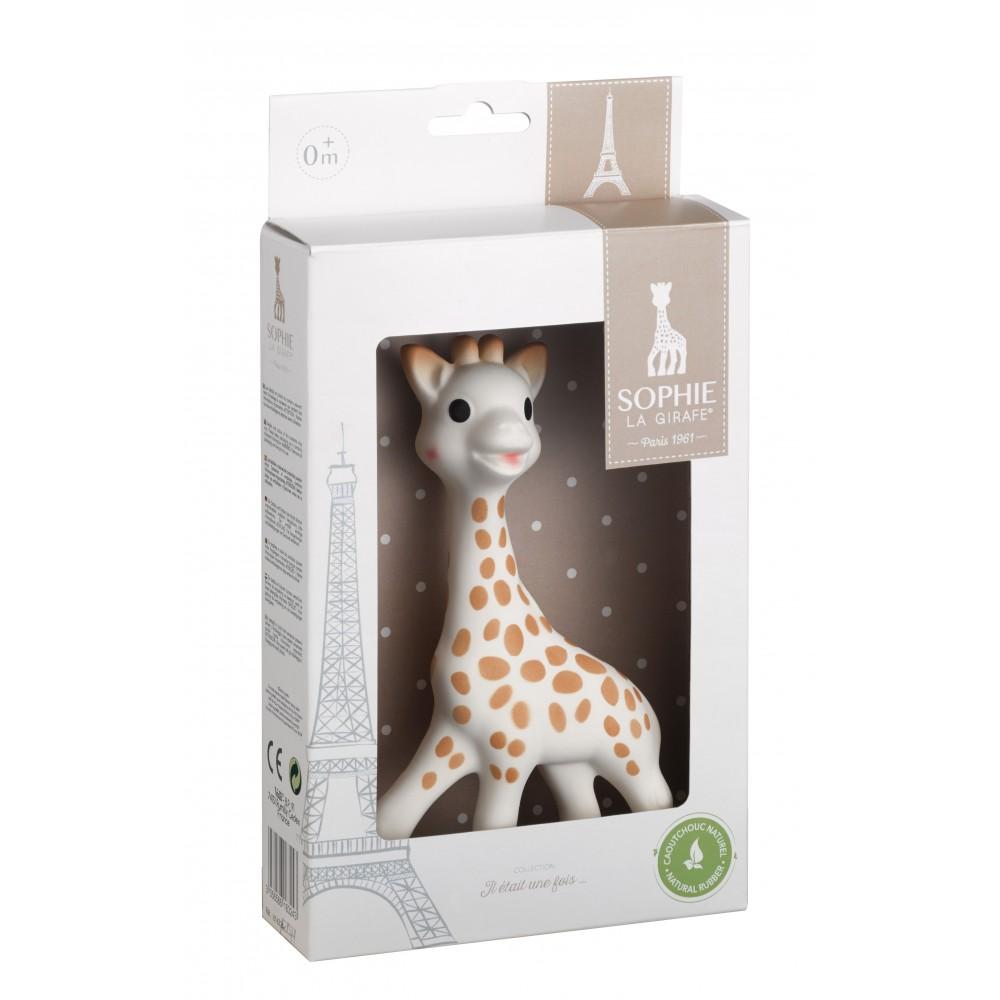 Sophie la Girafe - gaveeske (hvit gaveeske