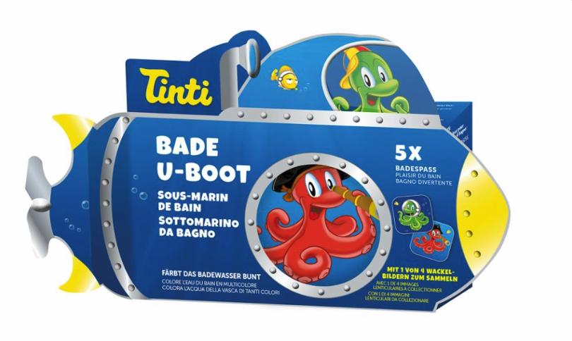 Tinti Badeubåt