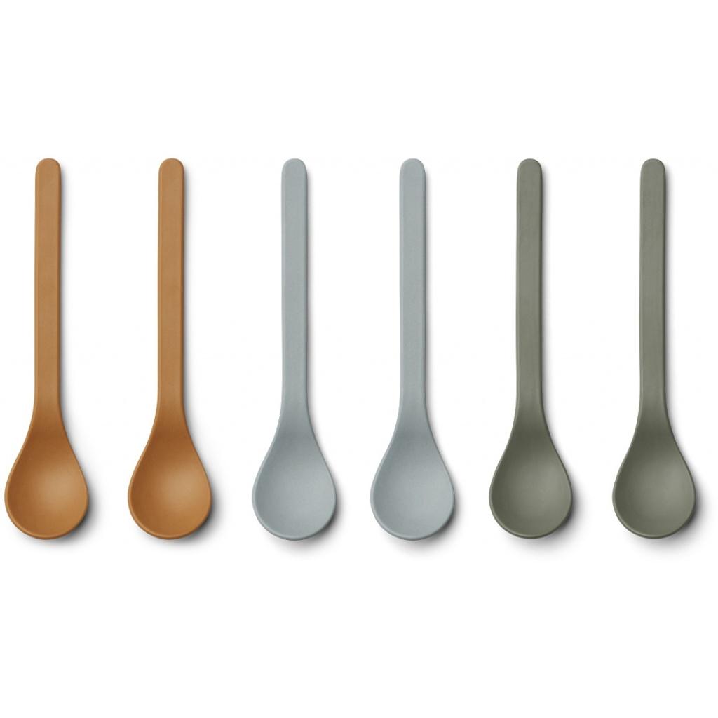 Etsu bamboo spoon - 6 pack