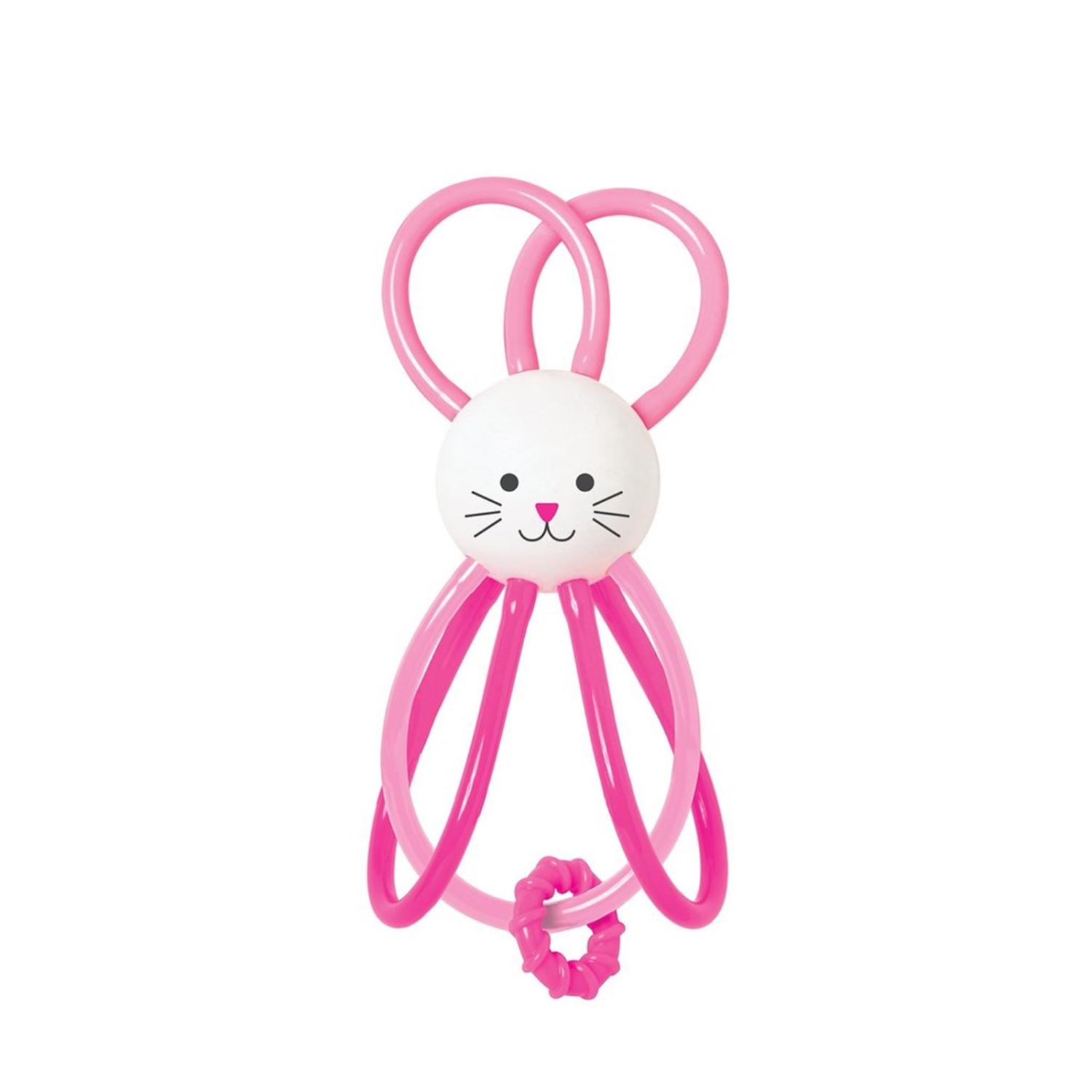 Ring Rattle - Bunny