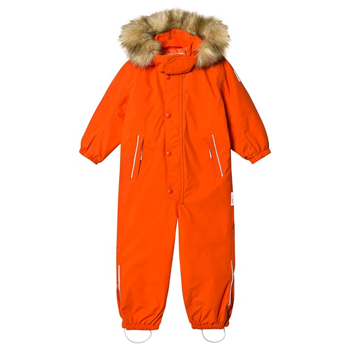 Reimatec Winter Overall Stavanger Orange