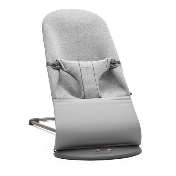 BabyBjørn Bliss Vippestol, Light Grey