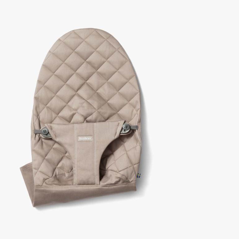Trekk til Babybjørn vippestol, Sand/Grey