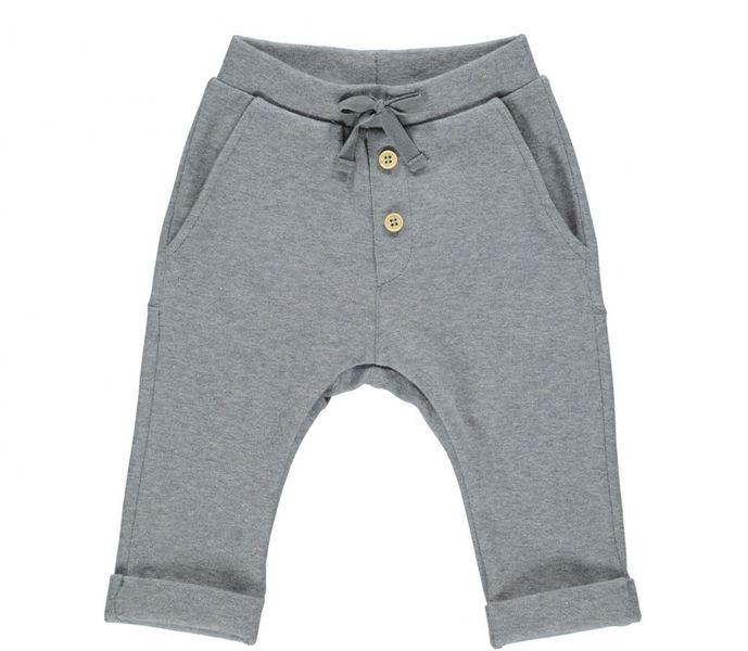 MarMar Bukse Pelo B, Grey/Blue Melange