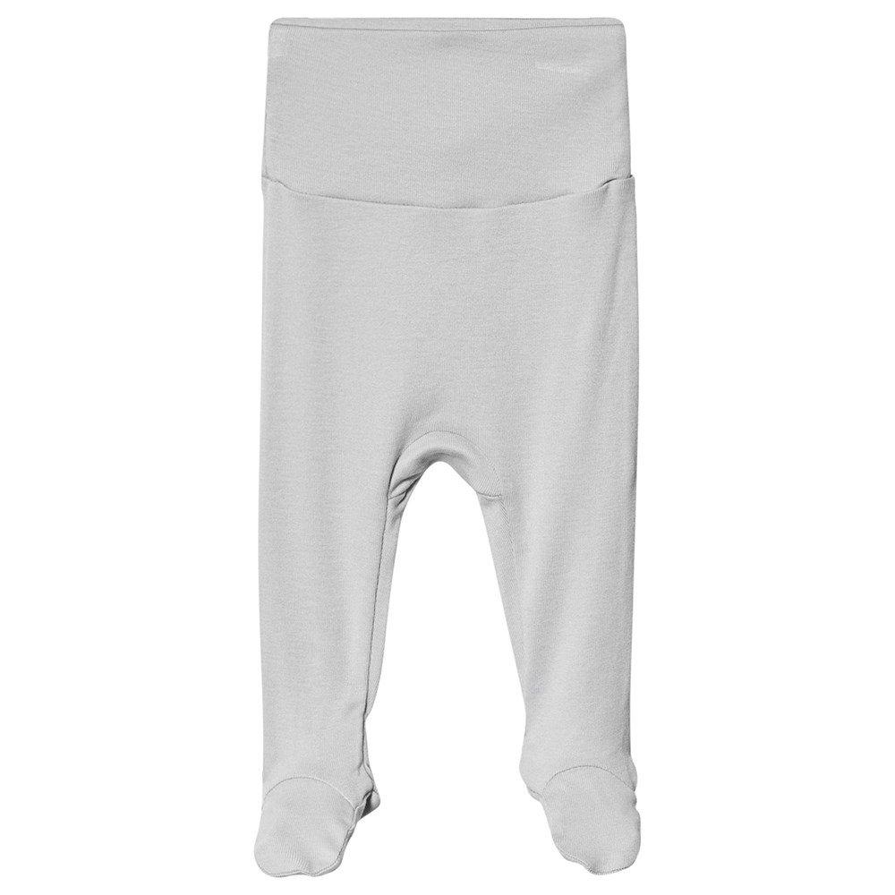 Pixa Footed Bukse Pale Blue