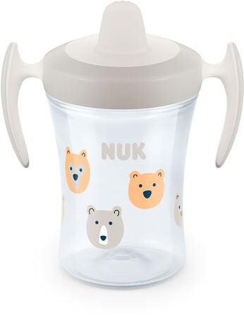 NUK Trainer Cup Hvit 6+m