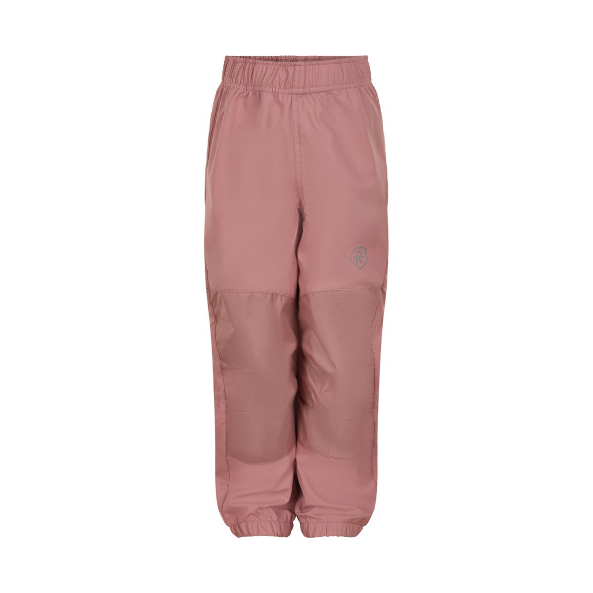 Color Kids Softshell Bukse, Rosa