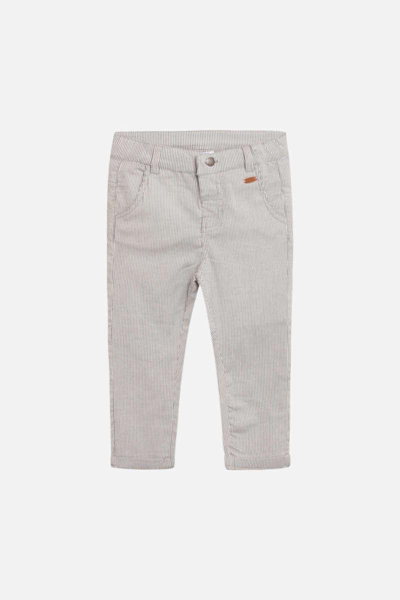 Bukse Hvit/Blå