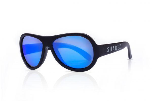 Shadez Junior Solbrille, Svart