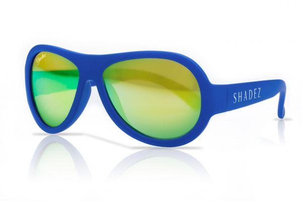 Shadez Baby Solbrille, Blå