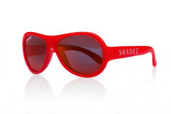 Shadez Baby Solbrille, Rød