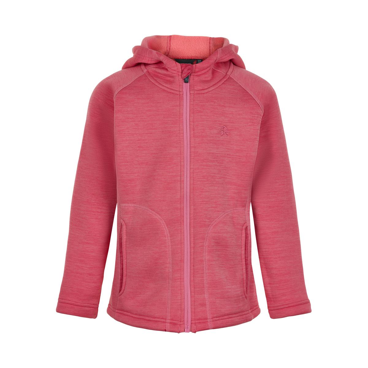 Coler Kids Fleece jakke, Rosa