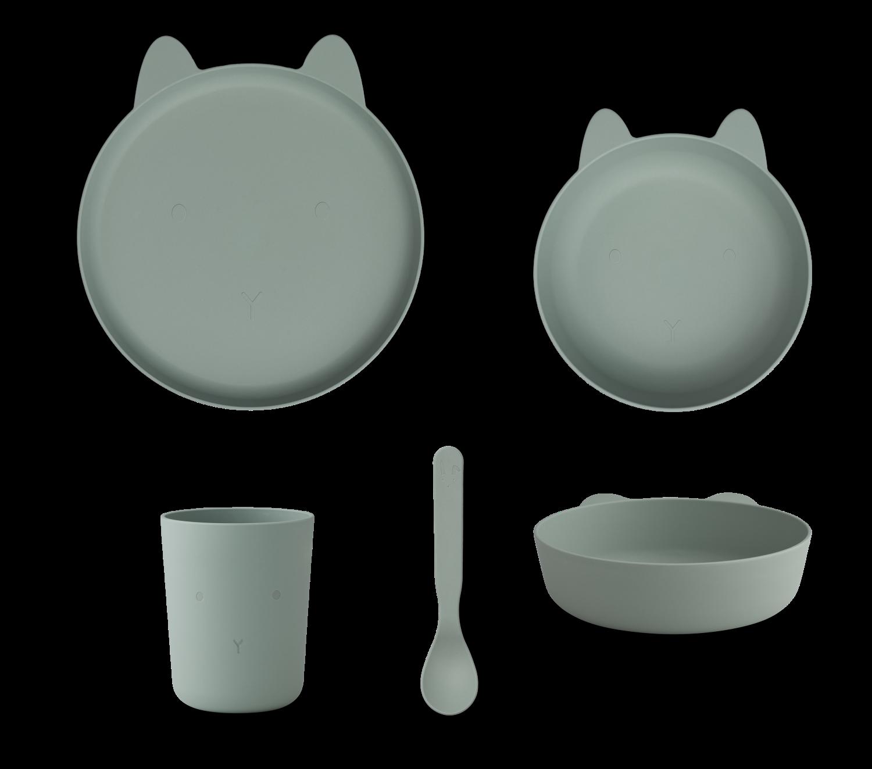 Liewood Paul tableware set