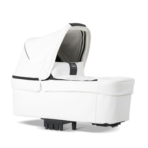 NXT Liggedel Leatherette White