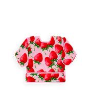 Twistshake Long Sleeve Bib Strawberry