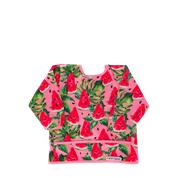 Twistshake Long Sleeve Bib Watermelon