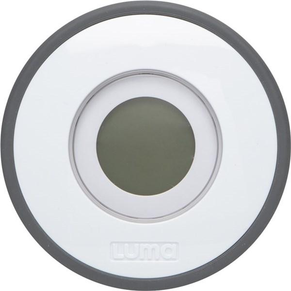 Bébé-jou LUMA digitalt badetermometer, grå