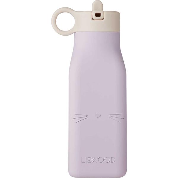 Liewood Warren Drikkedunk Cat Light Lavender