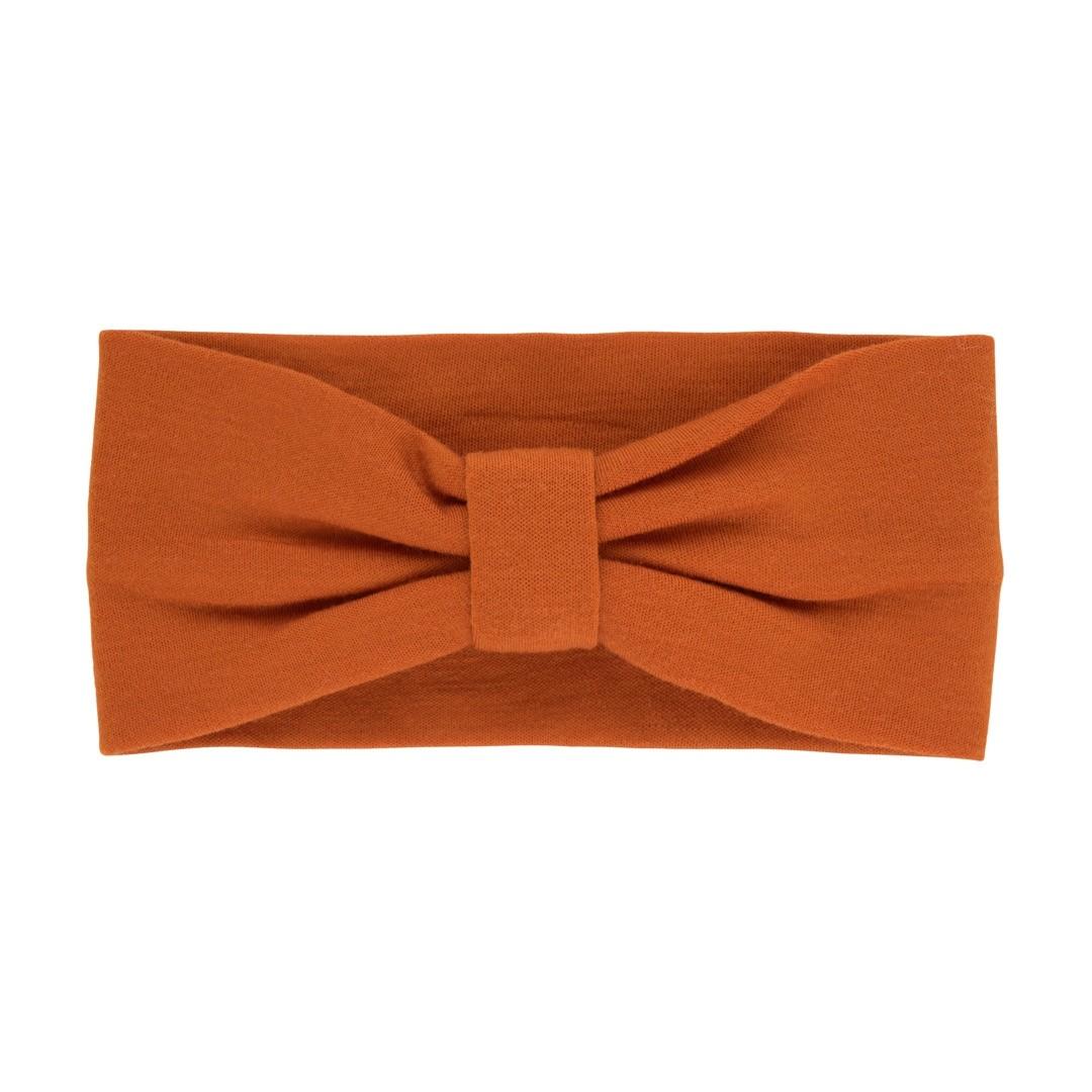 Voksi® Wool, Headband, Warm Orange
