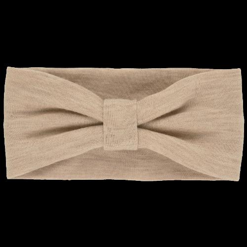 Voksi® Wool, Headband, Melange Sand