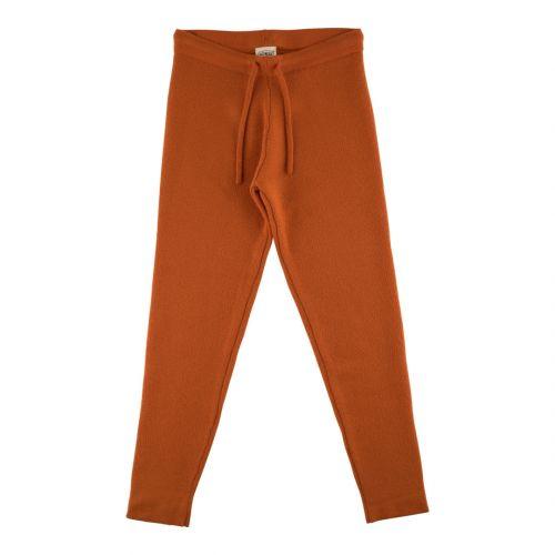 Voksi® Wool, Merinoull Bukse, Warm Orange