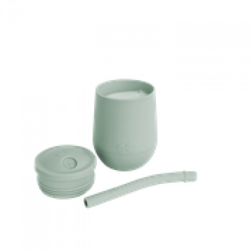 gallery-3271-for-Ezpz - Mini Cup + Straw Training System (Sage)