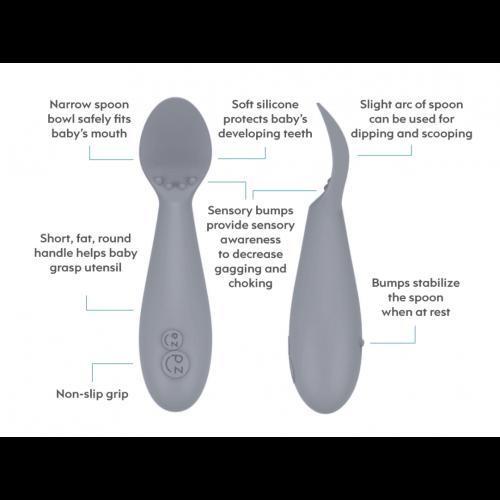 gallery-3276-for-Ezpz - Tiny Spoon (grey)