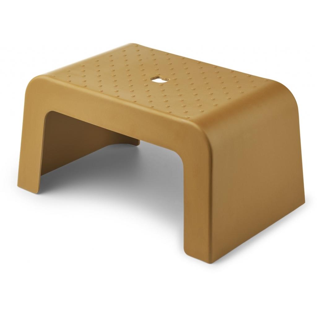 Liewood Ulla step stool, Golden carame
