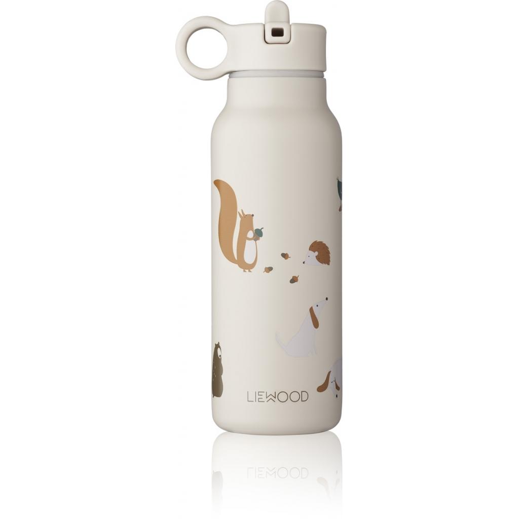 Liewood Falk water bottle 350 ml, Friendship multi mix