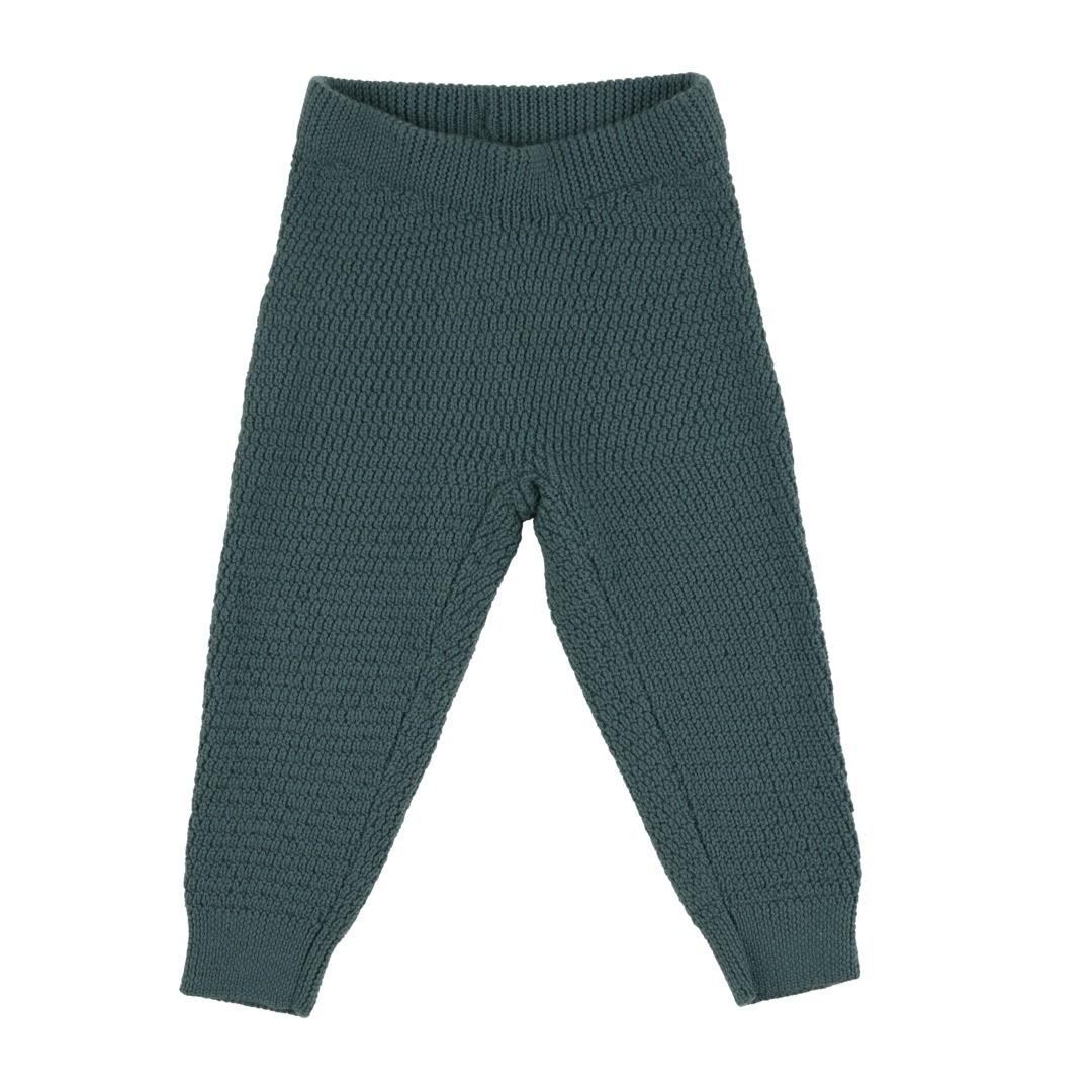 Voksi® Wool, Honeycomb Bukse, Sea Green